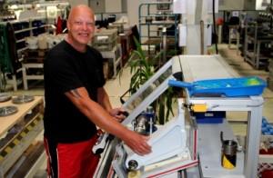 Andreas Müller hat eine gute Idee eingebracht, die in Form einer neuen Apparatur umgesetzt wurde.