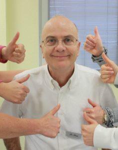 Nadelfasziotomie-Spezialist Dr. Wolfgang Lenze